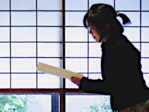 第14回be京都ポストカードコレクション大賞受賞の様子