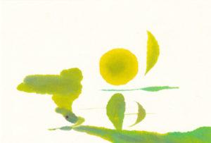 夢ロゴアート「道」