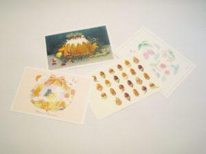 作家さんのポストカード 作品、購入しました!