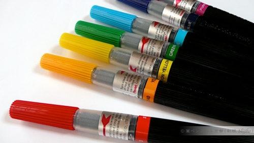 ペンテル筆ペン「アートブラッシュ」